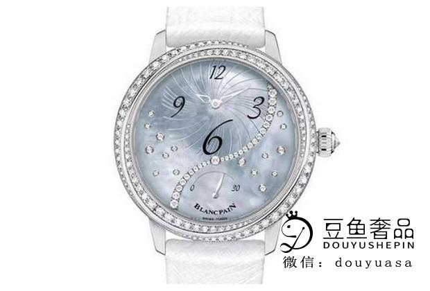 宝柏Blancpain女装系列腕表哪里可以回收?
