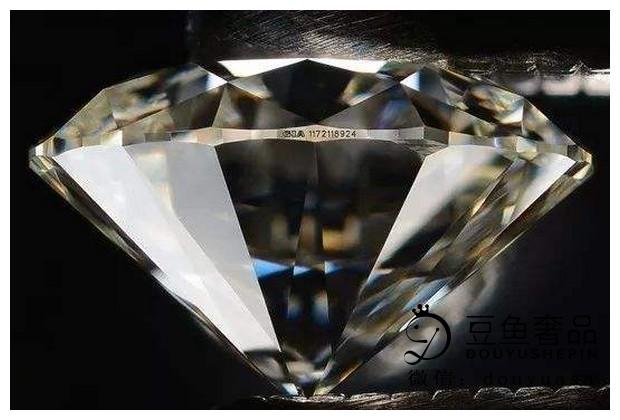 什么是钻石的镭射编码?