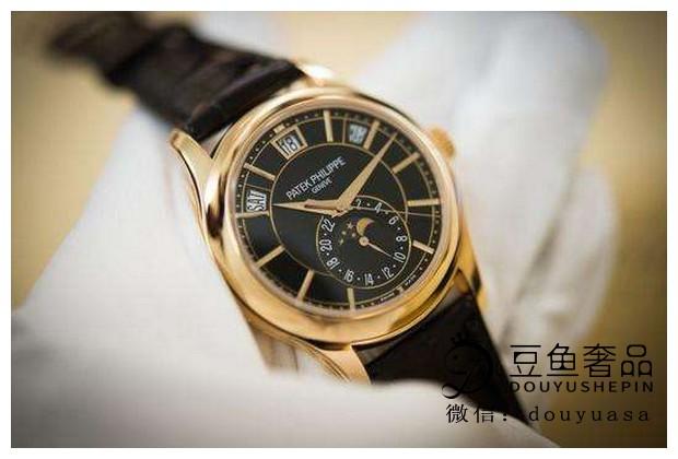 百达翡丽的Ref.5205手表与Ref.5207的区别