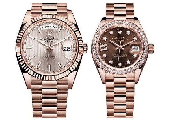 劳力士星期日历型腕表回收多少钱?