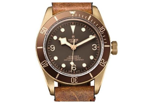 帝舵渐变表盘手表好回收吗?上海哪里可以回收帝舵手表?