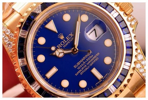 进了水的劳力士手表能回收吗?回收价格是多少?