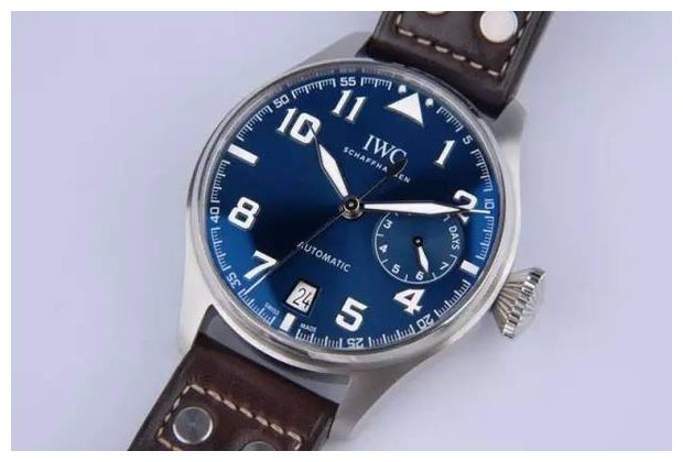 二手万国飞行员IW500908手表回收价格是多少?上海哪里可以回收?