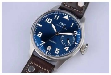 二手万国飞行员IW500908手表回收价格是多