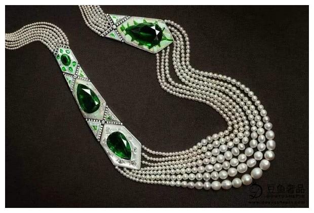 Boghossian更新了Silk系列高级珠宝鉴赏