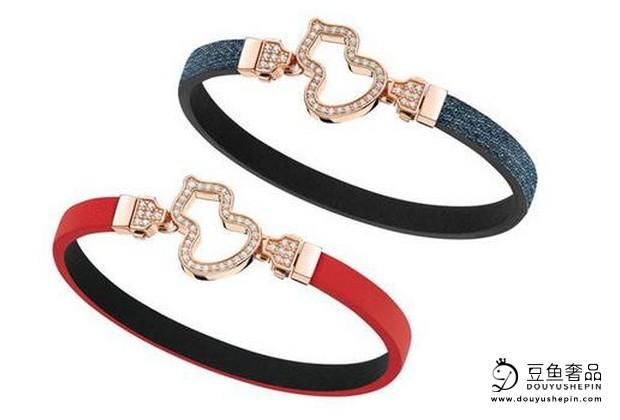 Qeelin麒麟珠宝中性风格的Wulu系列手链简介
