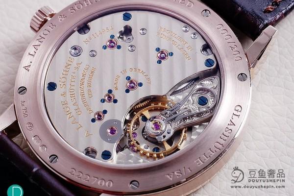 上海浦东新区朗格手表回收公司-豆鱼奢品