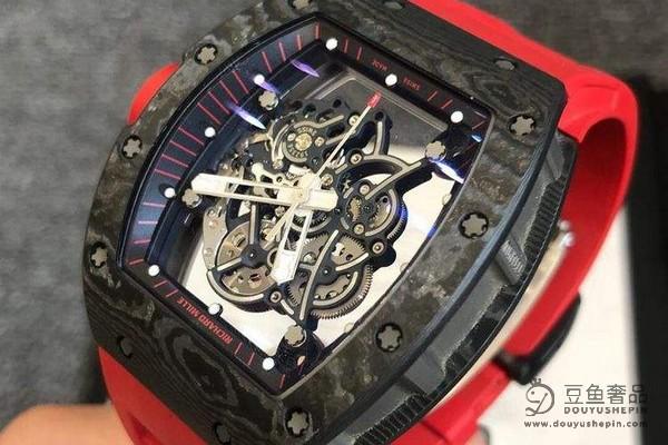 高科技碳纤维查理德米勒手表回收行情_豆鱼奢品
