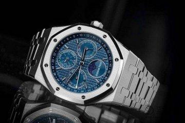 上海爱彼回收手表公司品尝爱彼陀飞轮腕