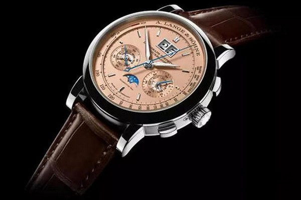 德国朗格陀飞轮腕表的推出_上海钟表回收中心