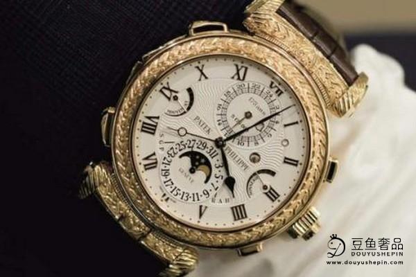 哪里回收百达翡丽复杂功能时序系列4936G-001手表,能回收多少钱?