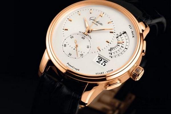 格拉苏蒂原创系列手表回收价格一般能有几折?