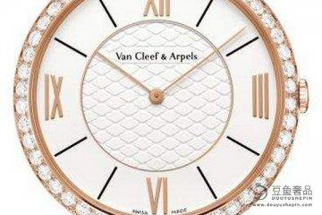 杭州回收梵克雅宝手表是几折?39万购买