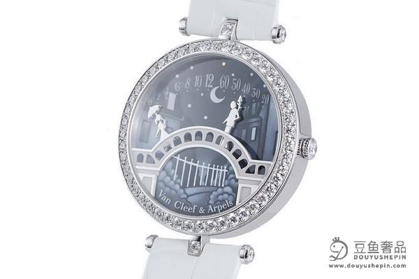 杭州回收梵克雅宝手表是几折?39万购买手表回收多少钱
