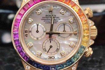 劳力士宇宙计型通拿116508二手手表回收