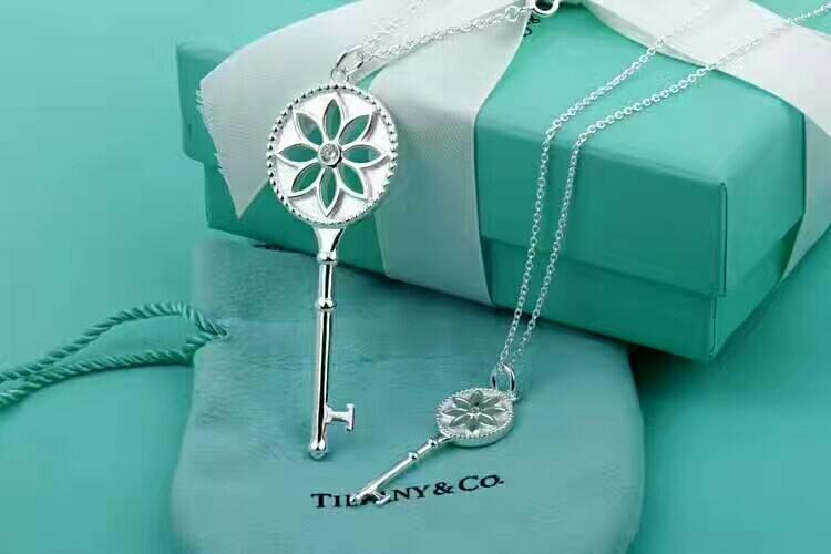 蒂芙尼钥匙项链二手市场几折回收?
