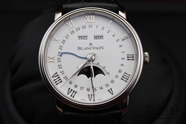制作宝珀手表的材料不同,回收价格也不一样吗?