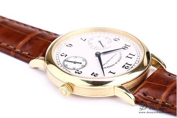 在上海二手表回收市场上朗格手表的回收情况怎么样?