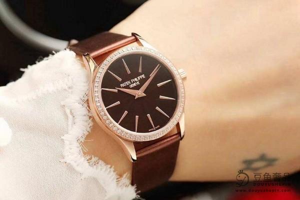 豆鱼奢品告诉您百达翡丽手表真假的识别方法