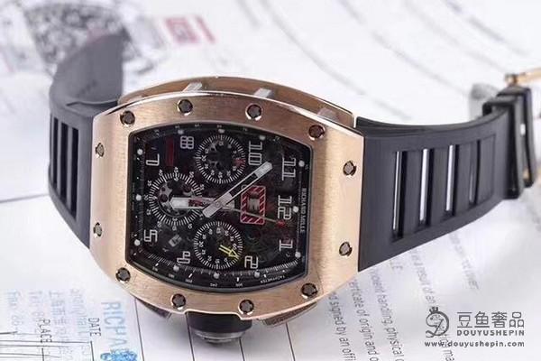 上海高价回收理查德米勒RM010二手手表_豆鱼回收
