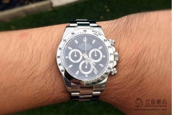 二手劳力士迪通拿116515LN-L手表回收价格是多少?