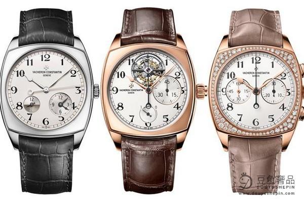 江诗丹顿历史名表82035/000R-9359手表回收报价